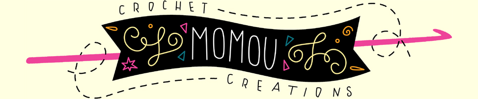 MOMOU - Crochet creations by Claudia Zini